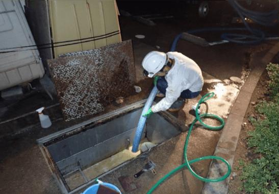 油水分離槽の管理