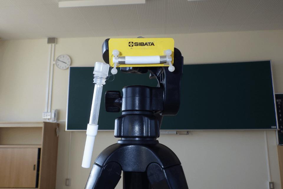 VOC測定で使用する機器